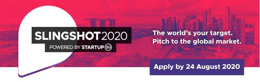 SLINGSHOT 2020 – Startup Competition