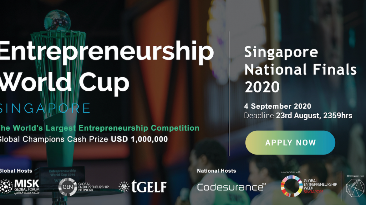 Entrepreneurship World Cup 2020.