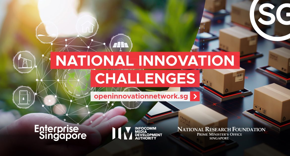 National Innovation Challenges: Launch of New Challenges